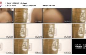 高清实拍视频丨健身运动拳击练拳
