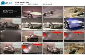 [高清实拍素材]BMW镜头一组