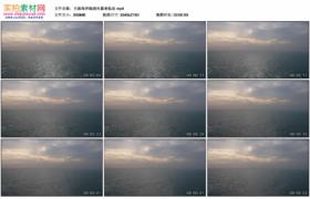 4K实拍视频素材丨大海海洋海浪风暴来临前