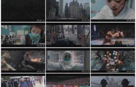 """高清广告下载丨人民日报客户端""""抗疫""""宣传片-青春的逆行 What is youth"""
