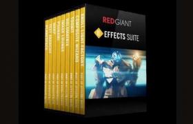 【AE/PR插件】Effects Suite 11.1.11 兼容Adobe CC2018
