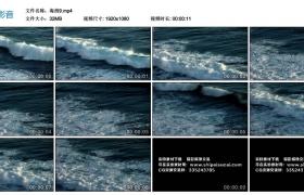 【高清实拍素材】高清海浪实拍视频素材9