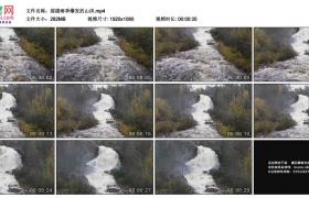 高清实拍视频素材丨摇摄雨季爆发的山洪
