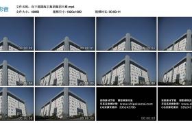 高清实拍视频丨向下摇摄海尔集团大楼