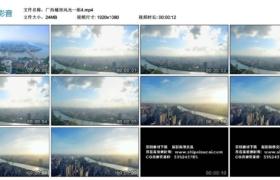 【高清实拍素材】广西城市风光一组4