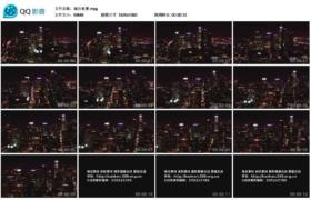 [高清实拍素材] 城市夜景