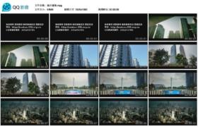 [高清实拍素材]城市建筑