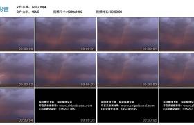 【高清实拍素材】闪电2