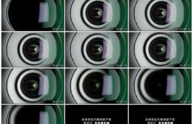高清实拍视频素材丨特写相机镜头进行变焦操作