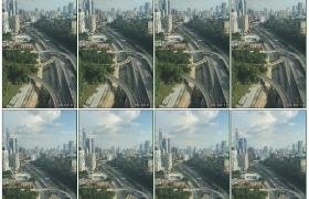 高清实拍视频素材丨马来西亚吉隆坡城市道路交通1080×1920竖幅