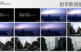[高清实拍素材]广州风景2