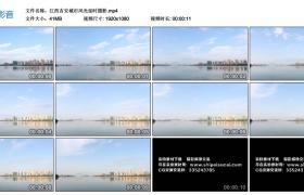 高清实拍视频丨江西吉安城市风光延时摄影