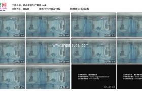 高清实拍视频素材丨药品溶液生产制造