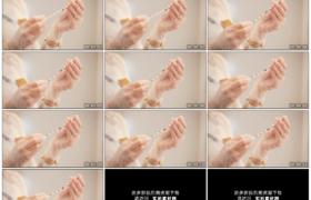 高清实拍视频素材丨特写医生将药物吸入注射器