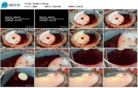 [高清实拍素材]重庆德庄大火锅