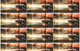 4K实拍视频素材丨特写老式留声机播放唱片