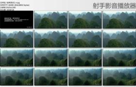[高清实拍素材]桂林风光2