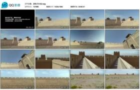 [高清实拍素材]嘉峪关长城