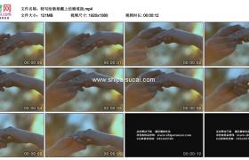 高清实拍视频素材丨特写给新娘戴上结婚戒指