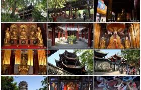 4K实拍视频素材丨中国重庆丰都鬼城