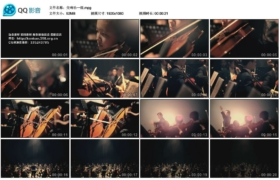 [高清实拍素材]交响乐一组