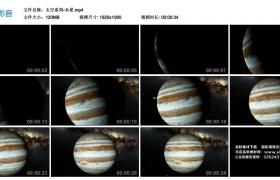 高清实拍视频丨太空系列-木星