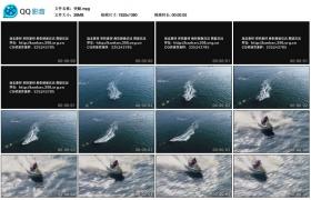 [高清实拍素材]快艇