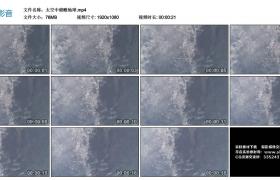 高清实拍视频丨太空中俯瞰地球