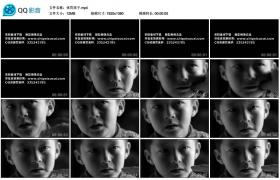 【高清实拍素材】流泪的小男孩