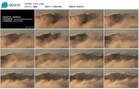 【高清实拍素材】云层之上