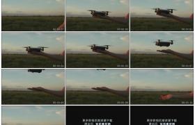 高清实拍视频素材丨无人机从手掌上起飞