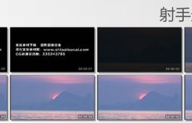 [高清实拍素材]海上日出