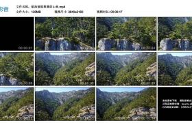 4K视频丨航拍郁郁葱葱的山林