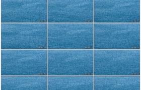 4K实拍视频素材丨蓝色的海面上微波荡漾