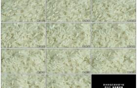 高清实拍视频素材丨特写旋转着的晶莹大米