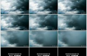 高清实拍视频素材丨天气变化 天空中乌云涌动雨点滴落