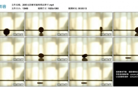 高清实拍视频丨20欧元的硬币旋转然后停下