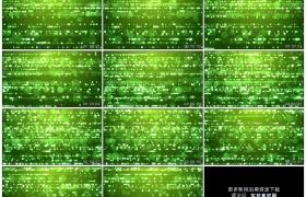 高清动态视频素材丨运动的光斑粒子动态背景