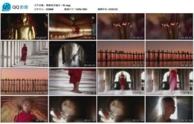 [高清实拍素材]佛教相关镜头一组