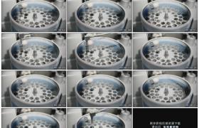 高清实拍视频素材丨特写工作中的自动分析仪